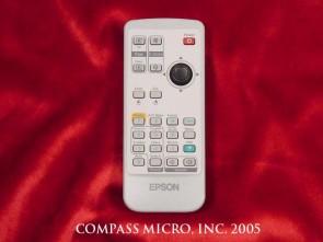 remote control for Epson PowerLite 1705c