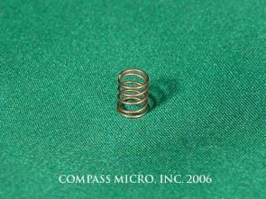 compression spring, 2.67 (spring for ink cartridge door) for Epson PictureMate