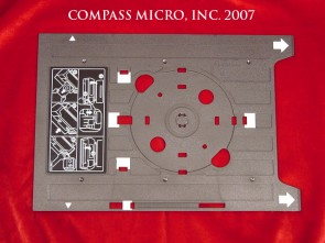 CD tray for Epson Stylus Photo R1800