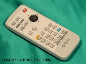 remote control---NO LONGER AVAILABLE for Epson PowerLite S4