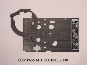 tray, CDR assy. (CD tray w/adapter ring) for Epson Artisan 50