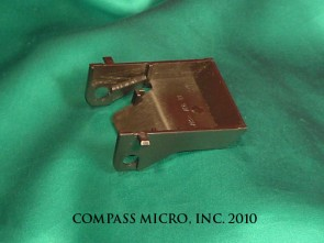 mounting plate, paper guide, bottom for Epson SureColor P8000